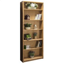 """Contemporary 84"""" Bookcase"""