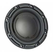 """DB+ Series 8"""" Single Voice Coil Subwoofer with Marine Certification in Black"""