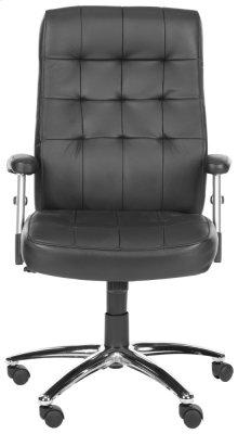 Olga Desk Chair - Black
