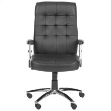 Olga Desk Chair - Black