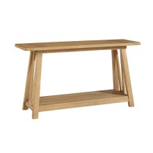Rafter Joiners Console Table