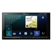 """Digital Multimedia Video Receiver with 7"""" WVGA Display, Apple CarPlay™, Android Auto™, Built-in Bluetooth®, SiriusXM-Ready™ and AppRadio Mode +"""
