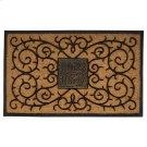 Personalized Monogram Coir Door Mat Product Image