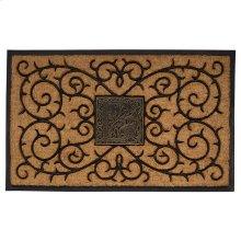 Personalized Monogram Coir Door Mat
