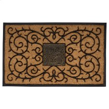 Personalized Monogram Coir Door Mat