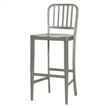 Hidden Treasures Gray Bar Stool
