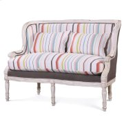 French Wing Settee Product Image