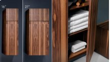 Linen Cabinet The M Collection
