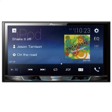 "Digital Multimedia Video Receiver with 7"" WVGA Display, and Built-in Bluetooth®"