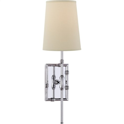 Visual Comfort S2177PN-PL Studio Grenol 1 Light 5 inch Polished Nickel Wall Sconce Wall Light