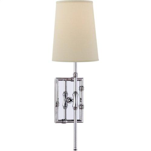 Visual Comfort S2177PN-PL Studio Grenol 1 Light 5 inch Polished Nickel Wall Sconce Wall Light