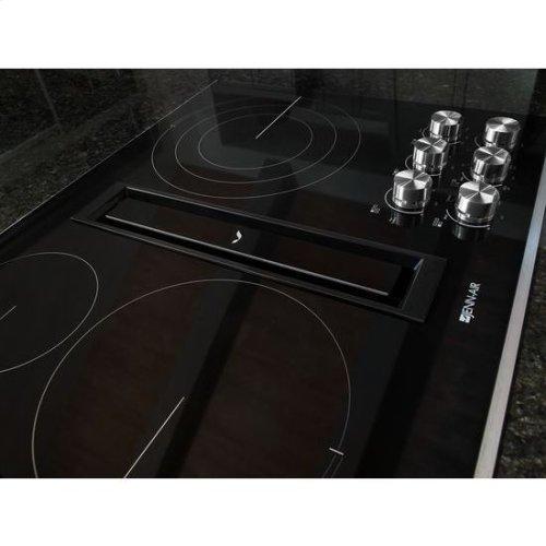 "36"" JX3 Electric Downdraft Cooktop"