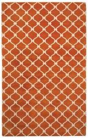 Fence Orange Ivory