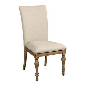 Heather Tasman Upholstered Side Chair