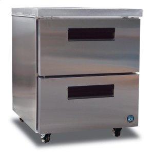HoshizakiRefrigerator, Single Section Undercounter with Drawers