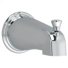 Portsmouth Slip-On Diverter Tub Spout - Polished Chrome Product Image