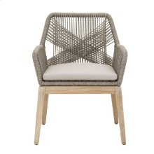 Loom Outdoor Arm Chair