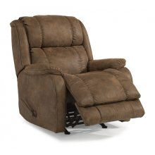 Marcus Fabric Rocking Recliner