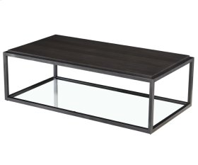 Switch Rectangular Cocktail Table