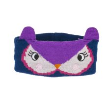 Kids Owl Ear Warmers.