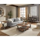 Ryder - Coffee Table - Rustic Clove Finish Product Image