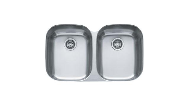 Get Franke Sinks in MA | Double Bowl RGX120