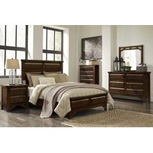 Timber Drawer Dresser