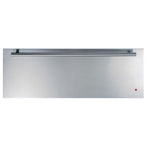 """Monogram 30"""" Stainless Steel Warming Drawer"""