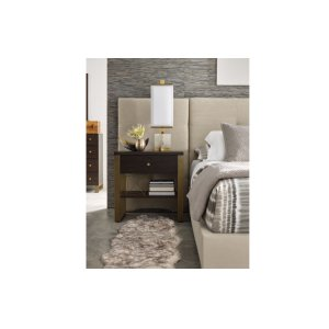 LEGACY CLASSIC FURNITUREAustin by Rachael Ray Open Night Stand