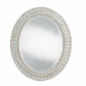 Arrondissement - Jardin Mirror In Vintage Neutral