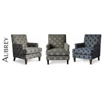 Aubrey Accent Chair - Midnight Product Image