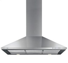 "395 CFM 36"" XOB Series Wall Mount Chimney"