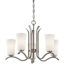 Armida Collection Armida 5 light Chandelier NI
