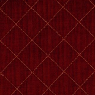 Preston Red Fabric