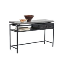 Norwood Console Table - Black