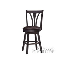 High Back Swivel Stool