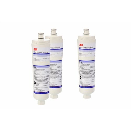 Water Filters 3 Pack of Water Filter 00640565