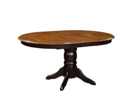"Quinton 30""H Pedestal Table w/1-15"" Butterfly Leaf"