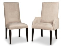 Canadian Made Parsons Side Chair in Fabric