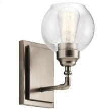 Niles Collection Niles 1 Light Wall Sconce AP