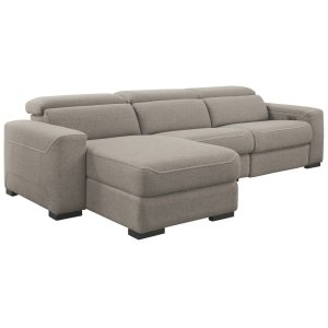 AshleySIGNATURE DESIGN BY ASHLEYMabton 3-piece Power Reclining Sectional