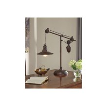 Metal Desk Lamp (1/CN)