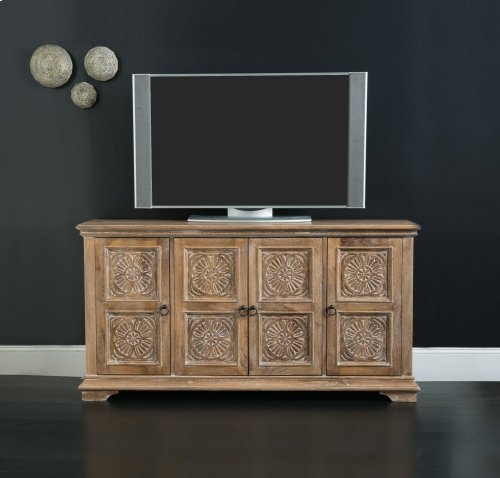 Entertainment Console 68in