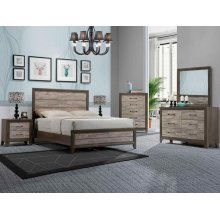 Crown Mark B3300 Jaren Queen Bedroom