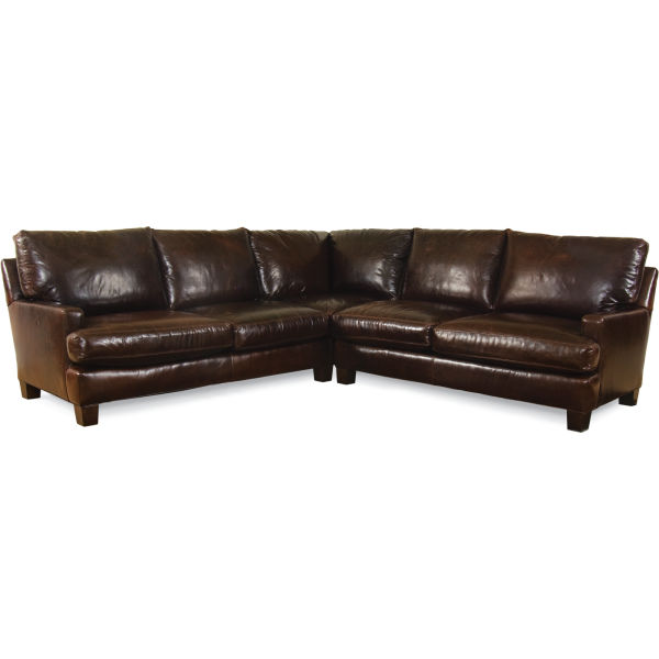 L3973 Series Leather Sectional Series Hidden