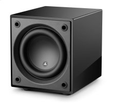 8-inch (200 mm) Powered Subwoofer, Black Gloss Finish