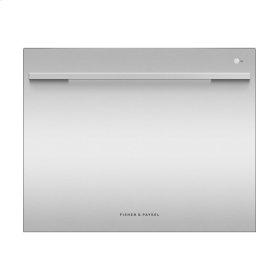 Single DishDrawer Dishwasher, 7 Place Settings, Sanitize (Tall)