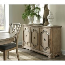 Corinne - Server - Sun-drenched Acacia Finish