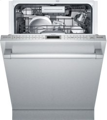 Professional Handle and Fully Flush Stainless Steel Panel Star-Sapphire 24 inch 8 Programs and 6 Options DWHD860RFP
