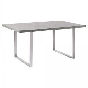 Armen Living Fenton Contemporary Dining Table